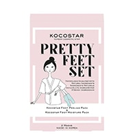 Kokostar - Fußpflegeset
