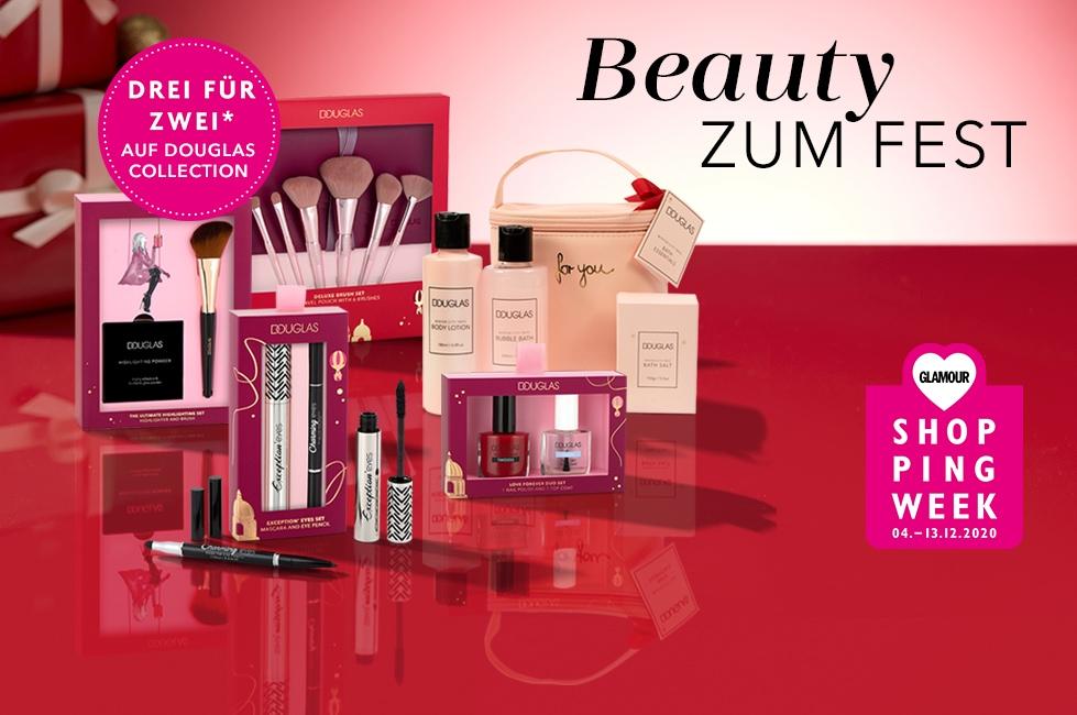 Glamour Shopping Week Douglas