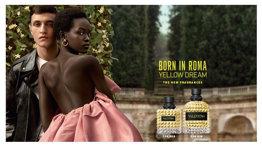 Born in Roma Yellow Dream » online kopen   DOUGLAS